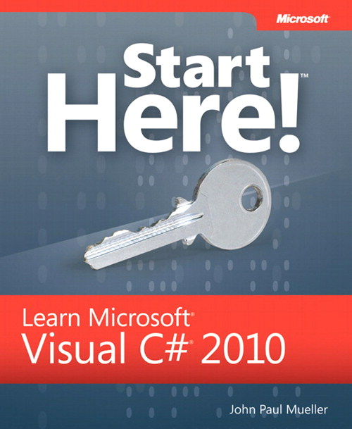 Start Here! Learn Microsoft Visual C# 2010