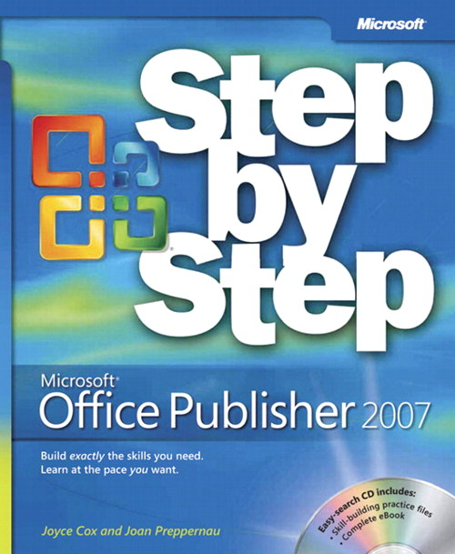 Microsoft Office Publisher 2007 Step by Step