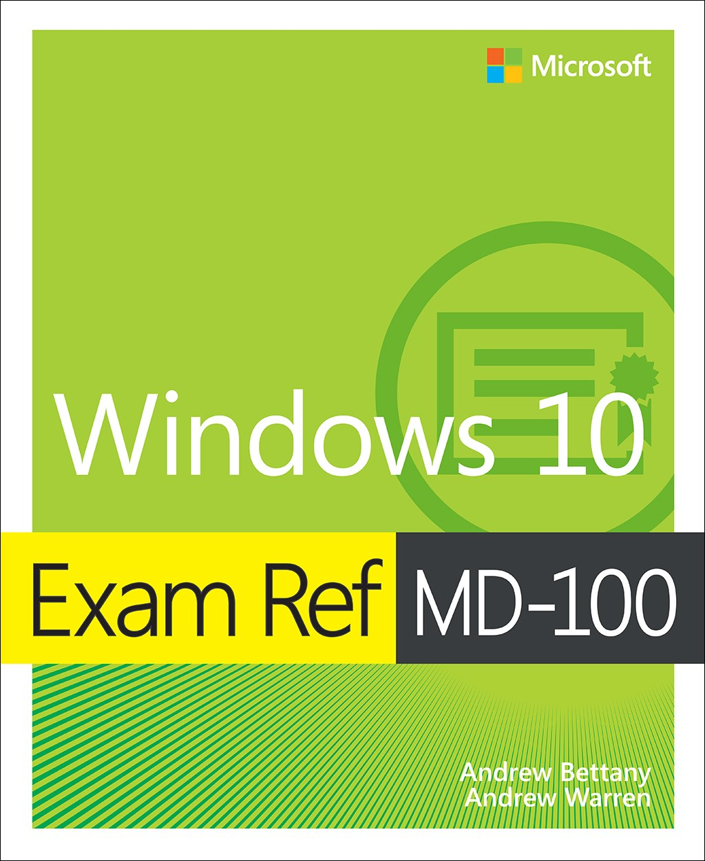 Exam Ref MD-100 Windows 10