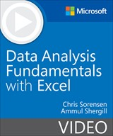 Data Analysis Fundamentals with Excel (Video)