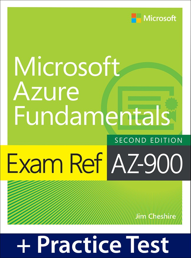 Exam Ref AZ-900 Microsoft Azure Fundamentals with Practice Test, 2nd Edition