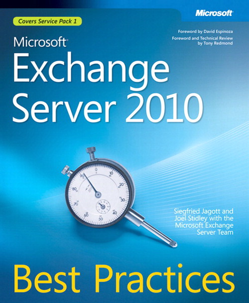Stidley:MS Exc Serve 2010 Best P_p1