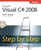 Microsoft Visual C# 2008 Step by Step