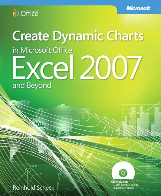 Create Dynamic Charts in Microsoft Office Excel 2007 and Beyond