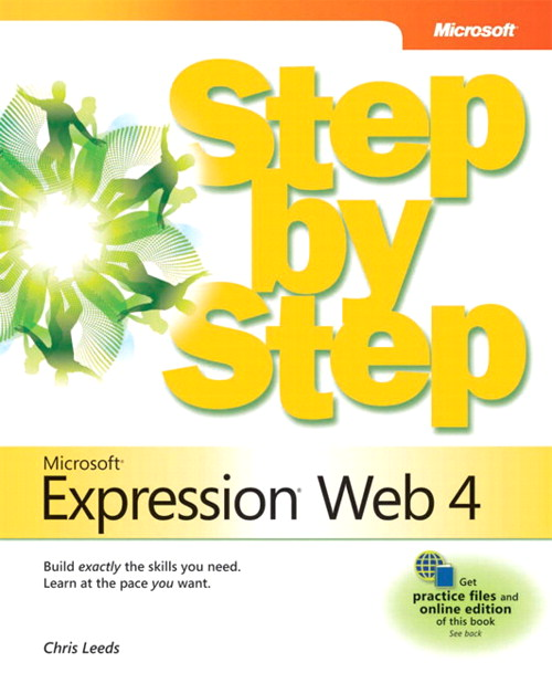 Microsoft Expression Web 4 Step by Step