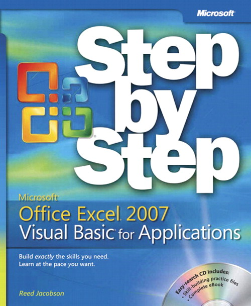 microsoft excel 2007 training book pdf