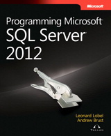 Programming Microsoft SQL Server 2012