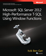 Microsoft SQL Server 2012 High-Performance T-SQL Using Window Functions