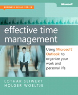 Effective Time Management: Using Microsoft Outlook to Organize Your Work and Personal Life