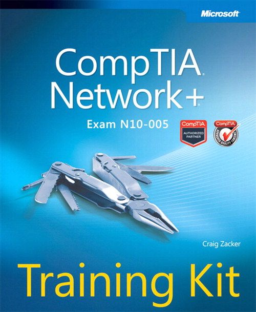CompTIA Network+ Training Kit (Exam N10-005)