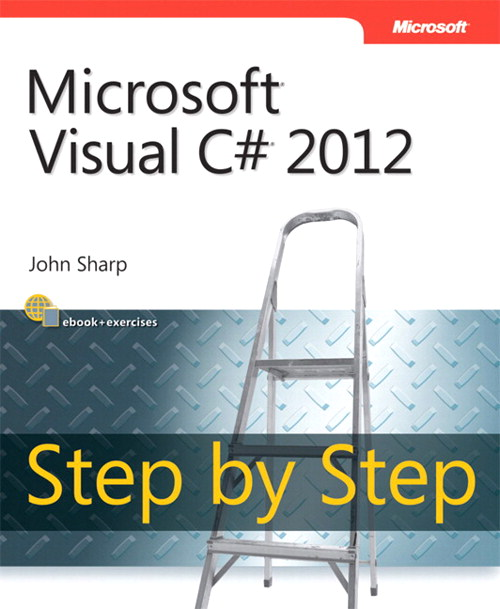 Microsoft Visual C# 2012 Step By Step