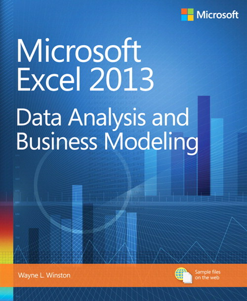 Microsoft Excel 2013 Data Analysis and Business Modeling – Data Analysis Excel