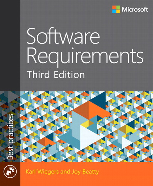 Software Requirements, 3rd Edition