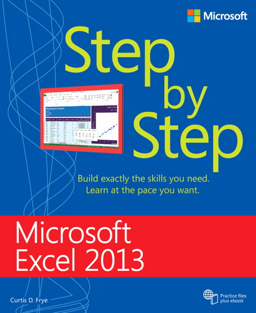 Microsoft Excel 2013 Step By Step
