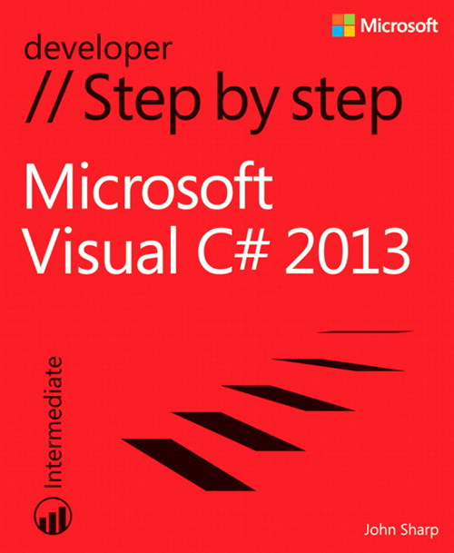 Microsoft Visual C# 2013 Step by Step