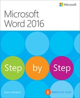 Microsoft Word 2016 Step By Step
