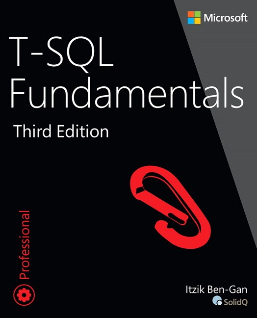 T-SQL Fundamentals, 3rd Edition