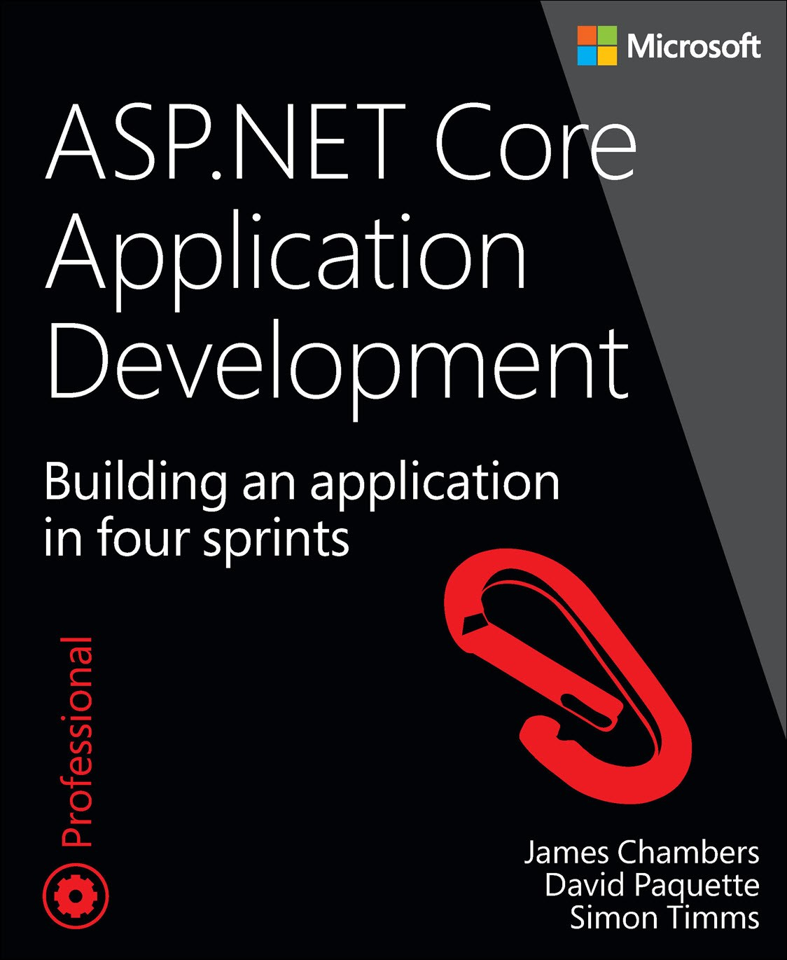 ASP.NET Core Application Development: Building an application in four sprints