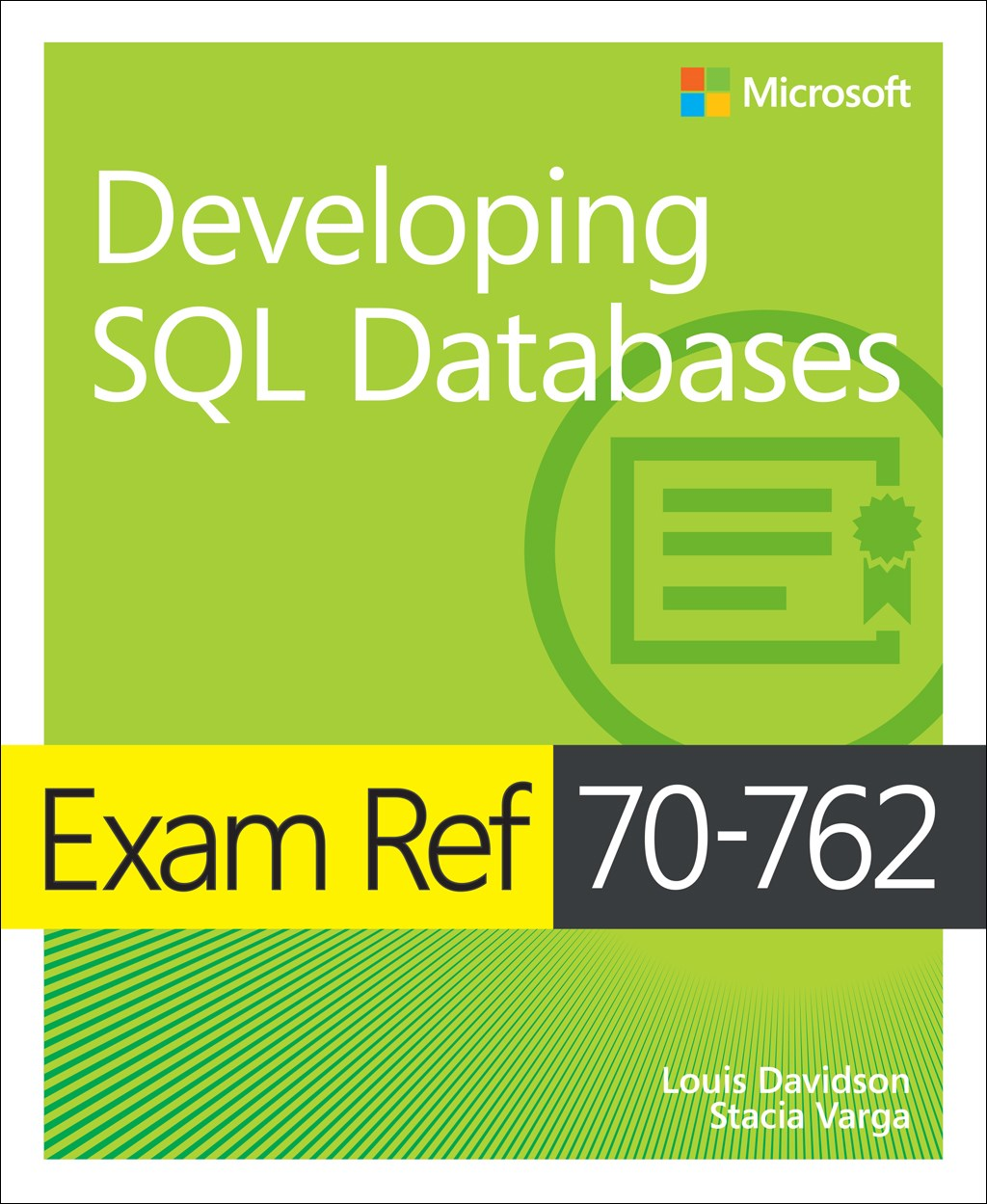 Exam ref 70 762 developing sql databases microsoft press store exam ref 70 762 developing sql databases fandeluxe Image collections