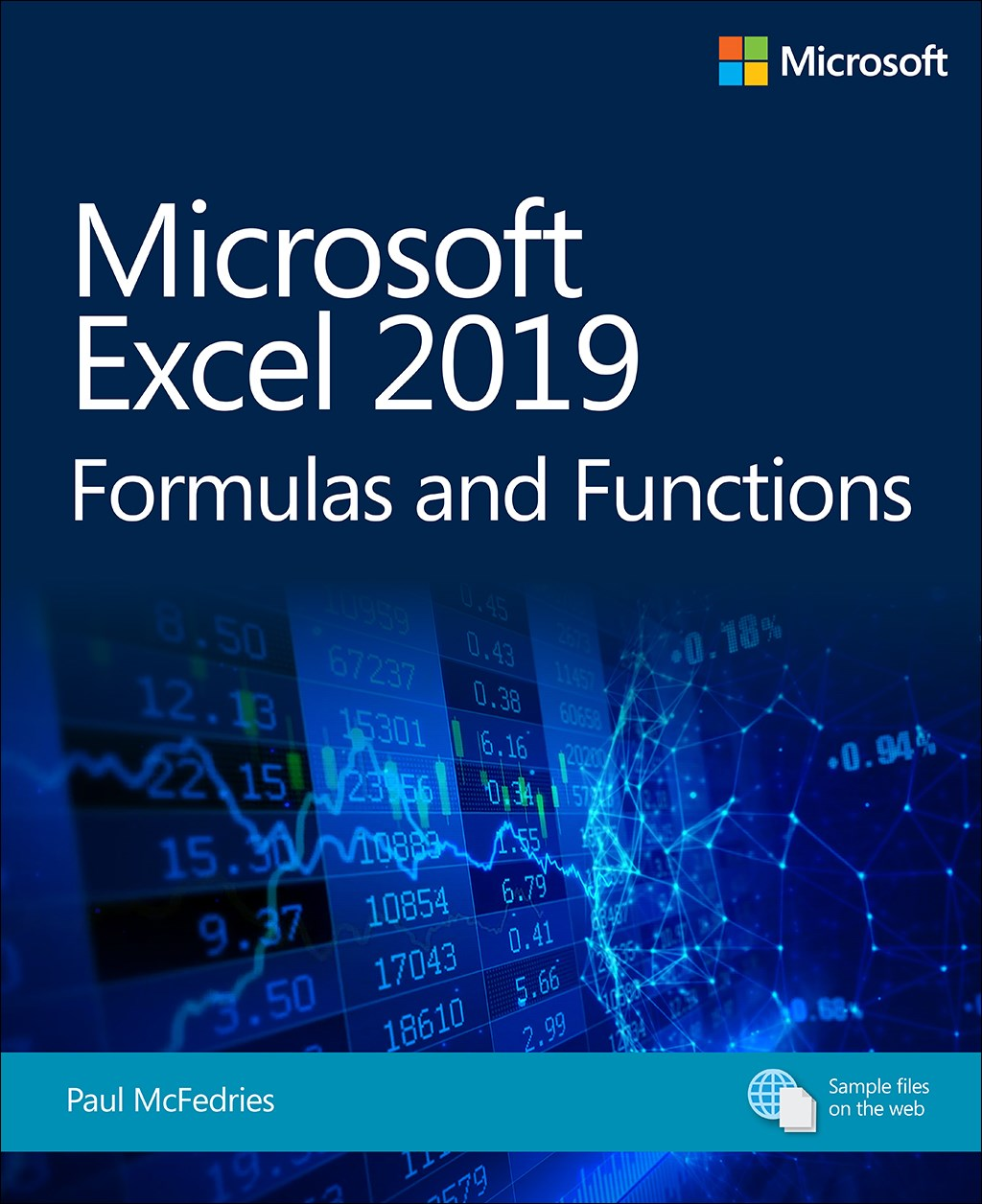 Microsoft Excel 2019 Formulas and Functions