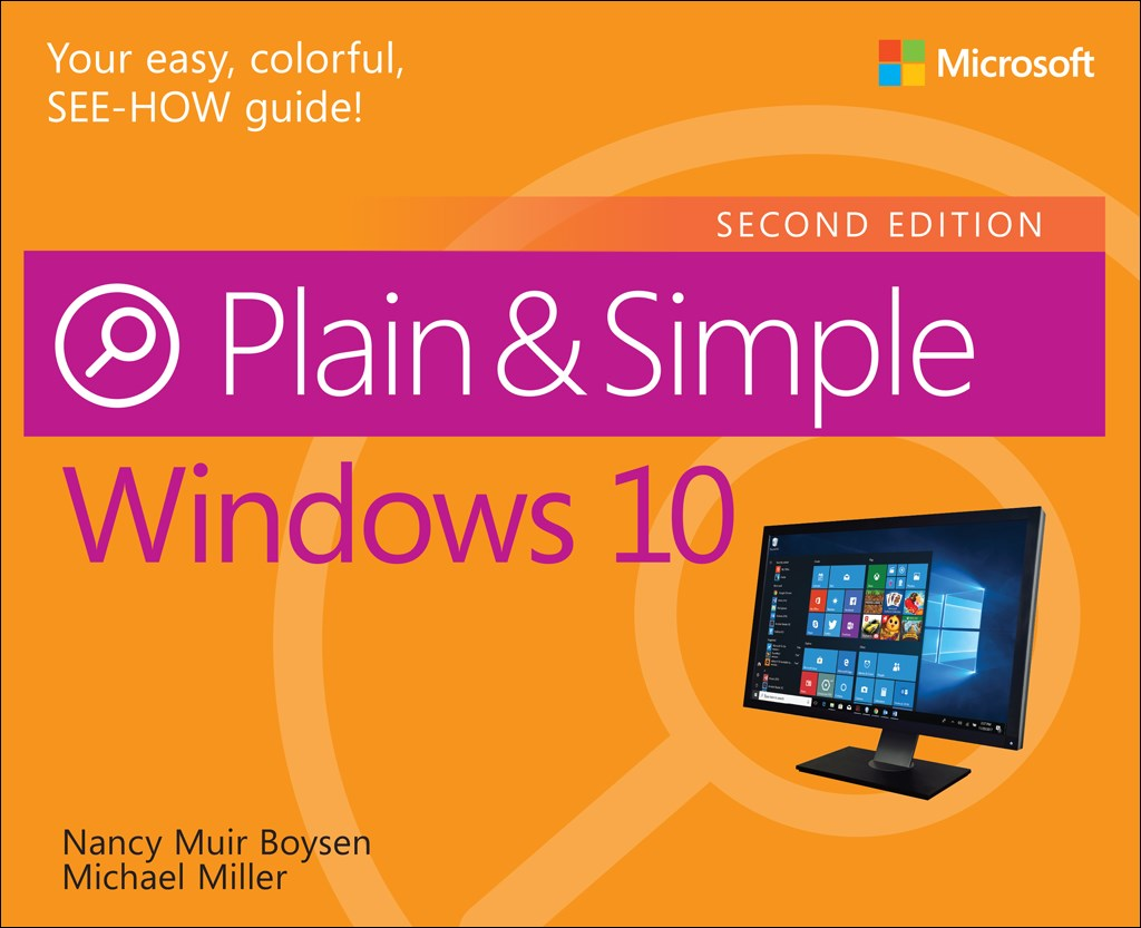 Windows 10 Plain & Simple, 2nd Edition