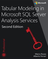 Book cover: Tabular Modeling in Microsoft SQL Server Analysis Services, 2nd Edition